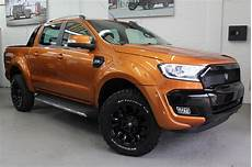 Used 2018 Ford Ranger Wildtrak 4x4 Dcb Tdci For Sale In