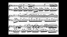 fr 233 d 233 ric chopin nocturne op 27 no 2 sheet music youtube
