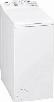 Waschmaschine Toplader Privileg - privileg waschmaschine toplader pwt 612 6 kg 1200 u min
