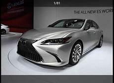 all new 2019 lexus es to debut at beijing motorshow page
