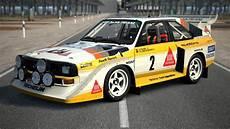 audi quattro s1 eiger nordwand court audi quattro s1 rally car 86