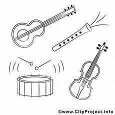 Malvorlagen Instrumente Kostenlos Musikinstrumente Malvorlagen