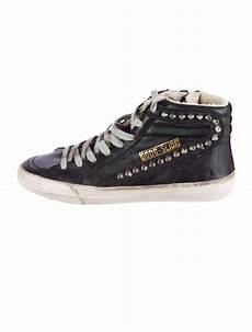 golden goose high top sneakers shoes wg520718 the