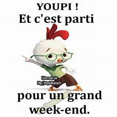Et C Est Parti Pour Un Grand Weekend