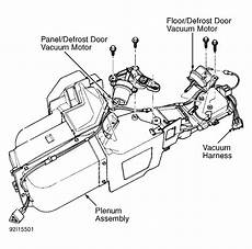 90 heater vacuum diagram is it posible to get a diagram of the vaccum hose routing for a 92 f150 heater controls