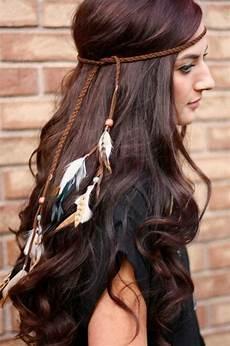 plume de cheveux la plume dans les cheveux un accessoire pour les femmes
