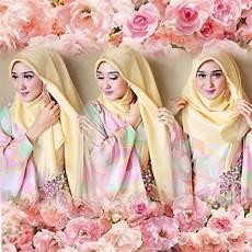 Tutorial Untuk Pesta Muka Bulat Ragam Muslim