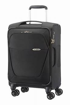samsonite b lite 3 50cm cabin carry on spinner suitcase black