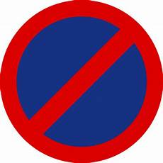 File Mauritius Road Signs Prohibitory Sign Parking