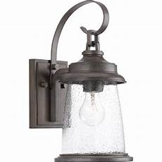 progress lighting conover collection 1 light pewter 14 25 in outdoor wall lantern