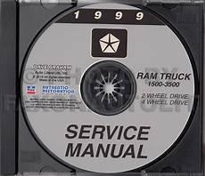 small engine service manuals 1999 dodge ram 2500 club navigation system 1999 dodge ram 1500 3500 truck repair shop manual cd