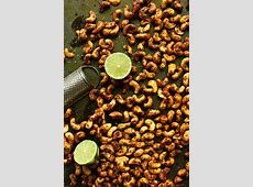 indian spiced cashews_image