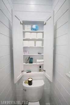 Bathroom Toilet Cabinet Plans by Recessed Wall Cabinet For Toilet Paper Storage Sawdust 174