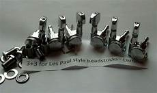 Guitar Locking Tuners 3 3 For Lp Style Stocks