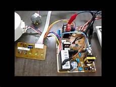 reparacion tarjeta aire acondicionado samsung youtube
