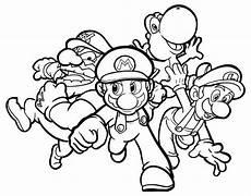 Gratis Malvorlagen Mario Und Luigi Ausmalbilder Kostenlos Mario 11 Ausmalbilder Kostenlos