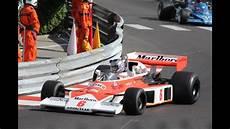 Legendary 1973 76 F1 Sounds Monaco Historic Grand