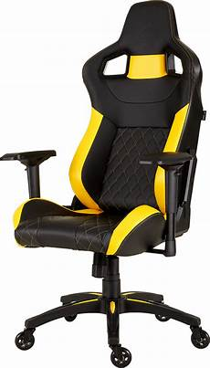 gamme seat 2018 t1 race 2018 gaming chair black yellow