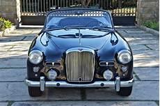 1960 Alvis Td 21 Drophead Coupe By Park Ward Lhd Classic