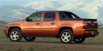 2007 Chevrolet Avalanche Dimensions  ISeeCarscom