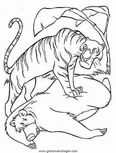 Dschungelbuch Malvorlagen Quest Dschungelbuch014 Gratis Malvorlage In Comic