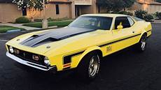 1971 ford mustang mach 1 fastback t183 monterey 2017
