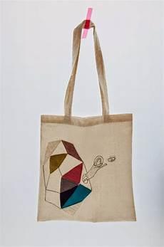 décorer un sac en tissu gwendolinedodeline