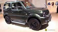 2018 Suzuki Jimny Exterior And Interior Walkaround