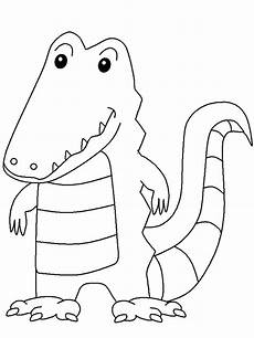crocodile coloring pages to and print for free