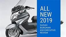 2019 Suzuki Burgman 650 by 2019 Suzuki Burgman 650 Abs Executive