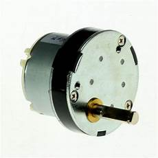 Mini Motor Electrico 12v Dc 7rpm 32mm Bajo Ruido Alta