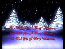 we wish you a merry christmas song video lyrics youtube