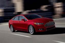 2013 Ford Fusion Energi Plug In Hybrid Priced At $39495