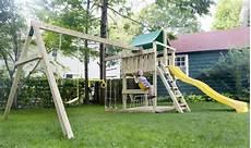 Kinderspielplatz Selber Bauen - backyard playground traditional new york