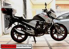 Modifikasi New Megapro Touring by Modifikasi Honda New Megapro Sport Touring Gambar