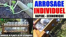 fabriquer un goutte a goutte avec un tuyau 45858 arrosage individuel jardin arroser rapide 233 conomique