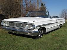 1964 FORD GALAXIE 500 XL CONVERTIBLE My Mom And Dad Had