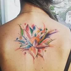 35 stunning lotus flower tattoo design