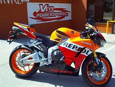 Buy 2013 Honda Cbr600rr Repsol Edition Sportbike On 2040 Motos