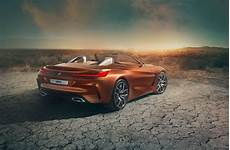 bmw z4 concept pebble world debut car magazine