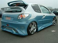 peugeot 206 tuning carros tuning peugeot 206 tuning