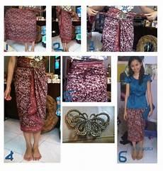 siminyun s story cara pakai kain batik sebagai rok diy crafts that i love pinterest