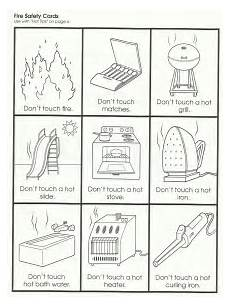 squish preschool ideas fire safety community helpers fire safety worksheets for kindergarten