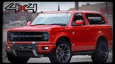 It S Official New Ford Bronco 2018