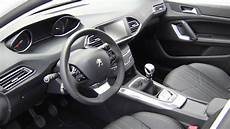 The New Peugeot 308 Interior Review Automototv