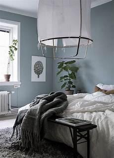 Blue Grey Bedroom Ob 253 V 225 K Lož A Interi 233 Ry