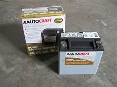 Autocraft Motorcycle Battery Application Chart New Autocraft Power Sport 12 Volt Motorcycle Atv Battery