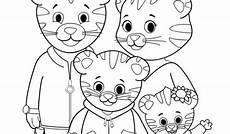 13 daniel tiger coloring pages daniel tiger coloring pages printable coloring pages