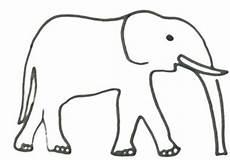 elefant malvorlage kostenlose ausmalbilder