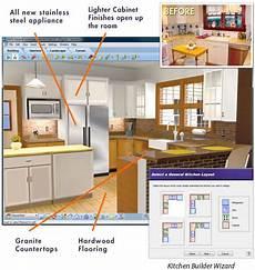 Kitchen Furniture And Interior Design Software by Hgtv Kitchen Design Software Kitchen Design